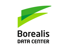 Logo of Borealis Data Center
